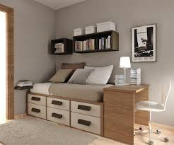 small bedroom layout and designs with modern style