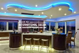 Contemporary Kitchen Designs 2013 Modern Kitchen Ceiling Designs Ideas Tiles Lights Pop Design For