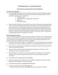ucas personal statement worksheet