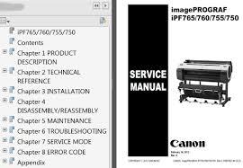 part service manual