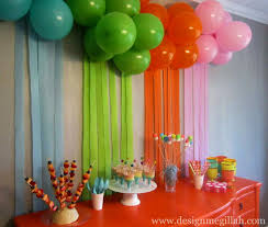 mesmerizing birthday decoration at home for kids 88 for new trends
