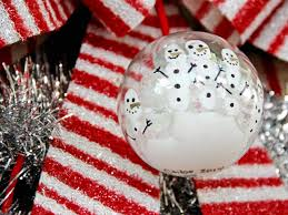 Homemade Christmas Decorations by 14 Diy Christmas Ornaments Diy Network Blog Made Remade Diy