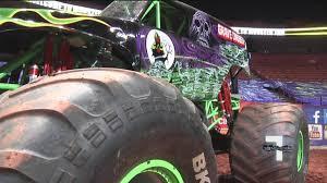 grave digger monster truck song monster jam roars into greenville