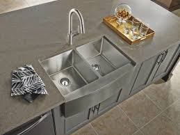 faucet com 7565esrs in spot resist stainless by moen