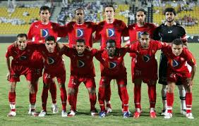 حصد فريق الكرة بنادي الريان القطري لقـب كأس الشيخ جاسم علي حساب رفاق راؤول