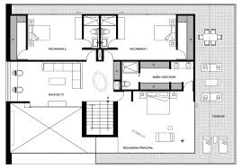 Massive House Plans by Gallery Of Gp House Bitar Arquitectos 14