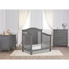 amazon com evolur fairbanks 5 in 1 convertible crib storm grey amazon com evolur fairbanks 5 in 1 convertible crib storm grey baby
