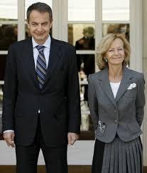 Zapatero exigió urgente respuesta a los problemas del euro