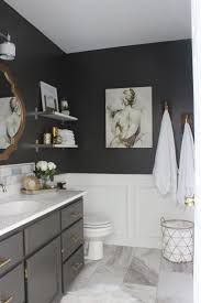 How To Make Small Bathroom Look Bigger Best 25 Dark Vanity Bathroom Ideas On Pinterest Dark Cabinets