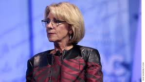 betsy devos promotes parents as first line of defense on