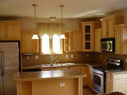 kitchen kitchen colors with light wood cabinets featured