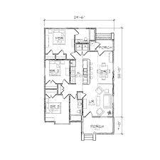 carson i bungalow floor plan tightlines designs
