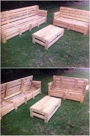 Patio Furniture Wood Pallets - 188 best pallet outdoor furniture images on pinterest pallet