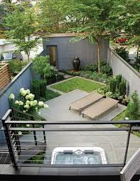 Small Backyard Design Completureco - Contemporary backyard design ideas