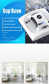 Cleaning Robot by Cop Rose X6 Window Cleaning Robot Machine Remote Control High