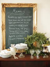12 holiday dining room decor ideas hgtv u0027s decorating u0026 design