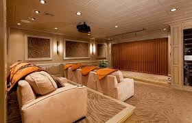 Home Theater Design Pictures 10 Awesome Basement Home Theater Ideas