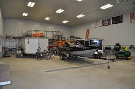 How Many Square Feet Is A 1 Car Garage Six Tips On How To Build A Pole Garage Wick Buildings
