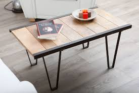 Table Basse Industrielle Pas Cher by Table Basse Style Industriel Sur Iziva Iziva Com