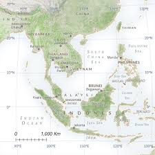 Southeast Map The Islamic State Looks East The Growing Threat In Southeast Asia