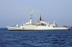 HMS Amazon