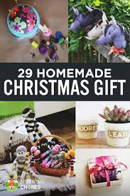 46 joyful diy homemade christmas gift ideas for kids u0026 adults