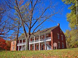 Shawnee Indian Mission Historic Site, Fairway, Kansas.
