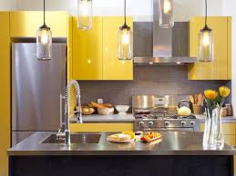 HGTVs Best Pictures Of Kitchen Cabinet Color Ideas From Top - Good color for kitchen cabinets