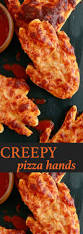 Nut Free Halloween Treats by Halloween Treat Halloween Pizza Creepy Halloween Ideas