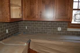 glass tiles for kitchen backsplashes kitchen stunning grey backsplash for elegant kitchen idea