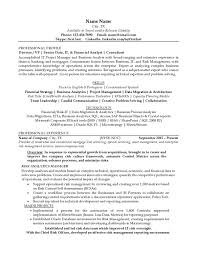 Liaison Resume Sample by Resume Examples Professional Progressions