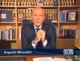 Minzolini il servo