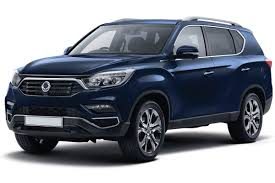 ssangyong rexton suv review carbuyer