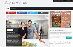 Home Design Shows On Hgtv Hgtv Show U0027aloha Homes U0027 Casts For Second Season Khon2