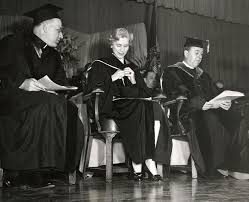 Women of Letters  Selections from the Papers of Women Writers at     Clare Boothe Luce  Address at Founder     s Day Convocation  Georgetown University  March           Transcript  Georgetown University Archives