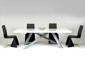 modern dining san francisco dining table criss crossed legs vg108