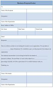 Samples Of Business Letters by Best 25 Sample Of Business Proposal Ideas On Pinterest Example