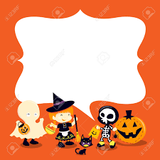 kids halloween invitations blank festival collections halloween