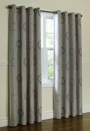 curtain blackout curtains with grommets curtains