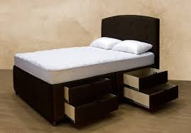 King Platform Bed Plans With Drawers by Smart King Platform Storage Bed With Drawers Bedroom Ideas