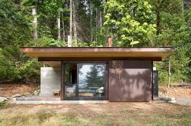 Tiny Cabin 7 Clever Ideas For A Secure Remote Cabin