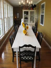 Ideas For Dining Room Table Decor by 10 Narrow Dining Tables For A Small Dining Room Narrow Dining