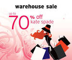 6 – 8 November 2009 : Kate Spade Warehouse Sale | shoppingNsales ...