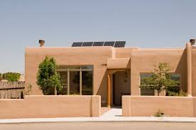 strikingly beautiful santa fe home design new mexico adobe