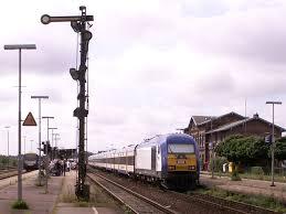 Niebüll station