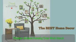 timber artbox family tree wall decal add so much life u0026 love to