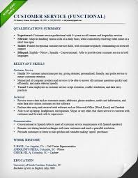 Summary Of Qualifications Sample Resume by Example Qualification Resume Summary