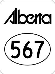 Alberta Highway 567