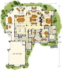Housedesigners Deer Park 1067 3 Bedrooms And 3 Baths The House Designers