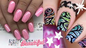 nail art summer 2017 manicure fashion trends 2017 youtube